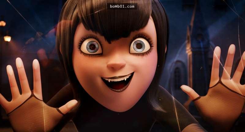 中國正妹Cosplay《尖叫旅社》的梅菲絲比本尊還像本尊,不說還真的以為她從二次元世界裡跳出來!