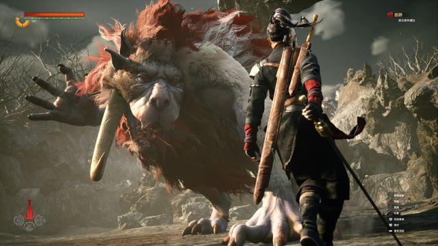 《軒轅劍》之父蔡明宏首度曝光《軒轅劍柒》研發中遊戲畫面