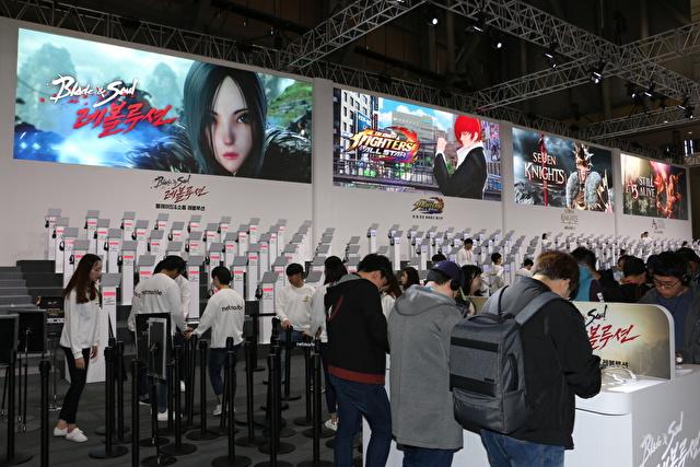 【G★2018】Netmarble 獨家專訪《劍靈:革命》《七騎士 2》等作皆預定於全球推出