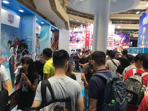 【漫博 18】台灣 So-net 將代理《東京偶像計畫》現場攤位活動圓滿落幕