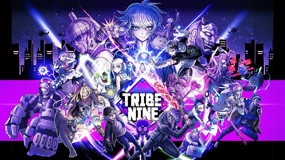 《槍彈辯駁》系列小高和剛新作《TRIBE NINE》公開詳情 電視動畫明年 1 月開播